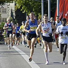 Der 3 Länder Marathon (Oktober)