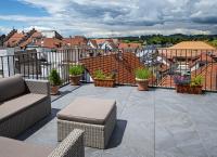 Terrasse - Ausblick